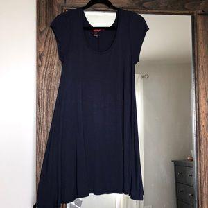 Dresses & Skirts - Navy t-shirt dress